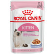 Royal Canin Kitten Instinctive Cat Food In Jelly Pouches 12 X 85g