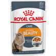 Royal Canin Intense Beauty Cat Food In Jelly Pouches 12 X 85g