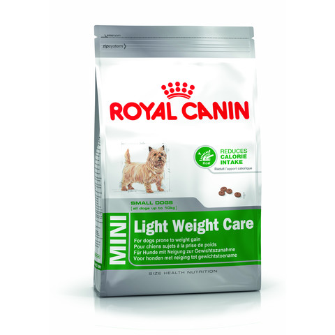 Royal Canin Mini Light Weight Care Dog Food 2kg To 2 X 8kg