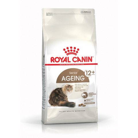 Royal Canin Senior Ageing +12 Cat Food 400g To 4kg