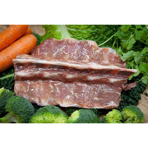 Benyfit Natural Meaty Lamb Bone Frozen Raw Dog Chew