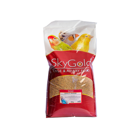 Skygold Quality Budgie Seed 20kg