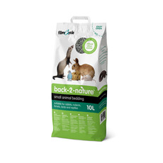 Back 2 Nature Small Animal Bedding And Litter 10 Litre To 30 Litre