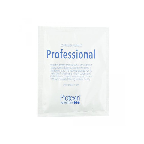 Protexin Professional Probiotic Sachets 5g To 50 X 5g