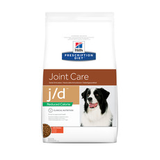Hills Prescription Diet J/d Canine Joint Care Reduced Calorie Chicken Dry Food 4kg To 12kg