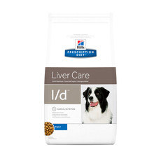Hills Prescription Diet L/d Canine Liver Care Original Dry Food 2kg To 12kg
