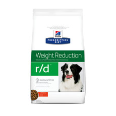 Hills Prescription Diet R/d Canine Weight Reduction Chicken Dry Food 1.5kg To 12kg
