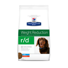Hills Prescription Diet R/d Canine Weight Reduction Mini Chicken Dry Food 1.5kg To 6kg