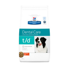 Hills Prescription Diet T/d Canine Chicken Dry Food 3kg To 10kg