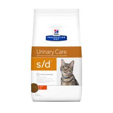 Hills Prescription Diet S/d Feline Urinary Care Chicken Dry Food 1.5kg To 5kg