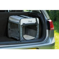 Henry Wag Folding Fabric Travel Dog Crate Jumbo