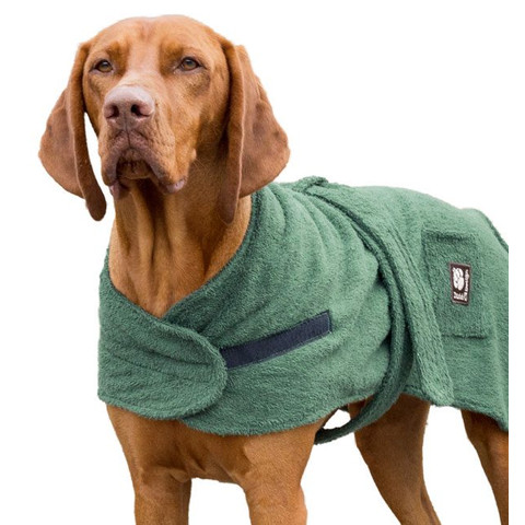Danish Design Super Absorbable Dog Towel Robe 16 Inch