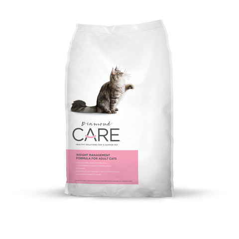 Diamond Care Weight Management Grain Free Dry Cat Food 2.72kg