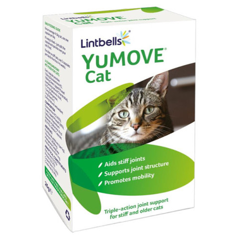 Yumove Joint Support Cat Capsules 60 Pack