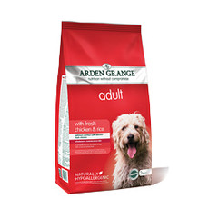 Arden Grange Adult Chicken Dry Dog Food 6kg