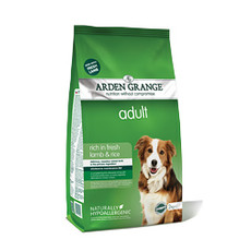 Arden Grange Adult Lamb Dry Dog Food 6kg