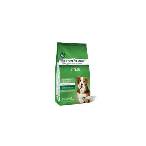 Arden Grange Adult Lamb Dry Dog Food 6kg