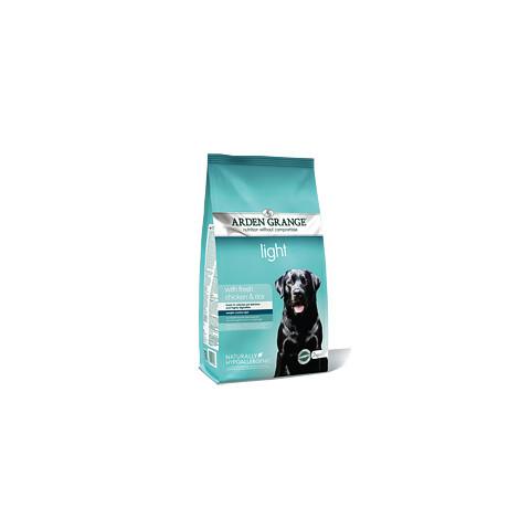 Arden Grange Adult Light Dry Dog Food 12kg