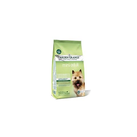 Arden Grange Mini Lamb And Rice Dry Dog Food 2kg