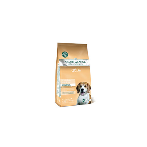 Arden Grange Adult Pork And Rice Dry Food 2kg