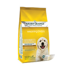 Arden Grange Weaning/ Puppy Dry Dog Food 6kg