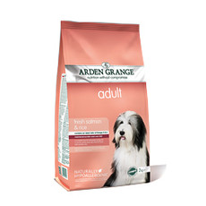 Arden Grange Adult Salmon Dry Dog Food 2kg