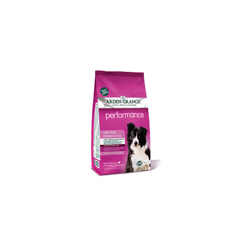 Arden Grange Performance Dry Dog Food 12kg