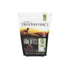 Natures Menu True Instinct Raw Bites Lamb And Turkey Frozen Dog Food 1.2kg