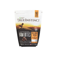 Natures Menu True Instinct Raw Bites Chicken Frozen Dog Food 1.2kg