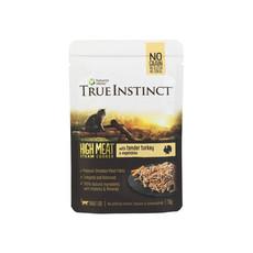 Natures Menu True Instinct High Meat Fillet Free Range Turkey Adult Cat Pouches 8 X 70g