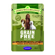 James Wellbeloved Grain Free Senior Turkey Wet Food Pouch 100g To 12 X 100g