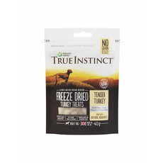 Natures Menu True Instinct Turkey Freeze Dried Dog Treats 40g
