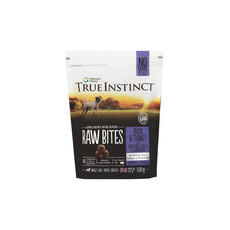 Natures Menu True Instinct Raw Bites Turkey And Duck Frozen Small Breed Dog Food 500g