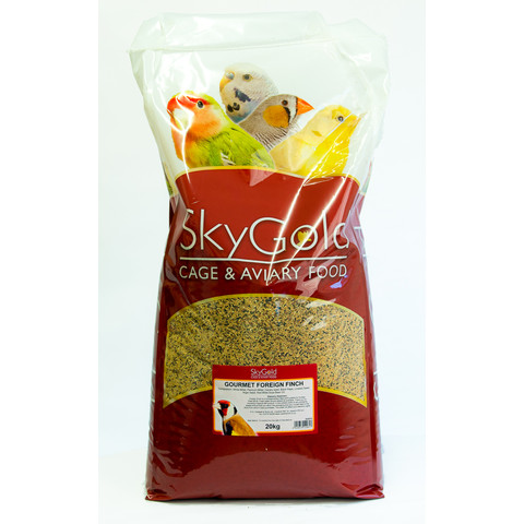 Skygold Gourmet Foreign Finch Mix 20kg