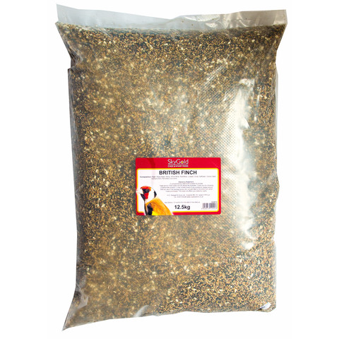 Skygold British Finch Mix 12.5kg