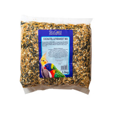 Skygold Cockatiel And Parakeet Mix 1.5kg