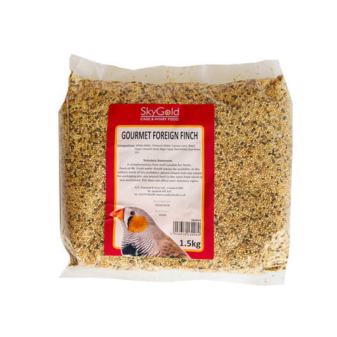 Skygold Gourmet Foreign Finch Mix 1.5kg