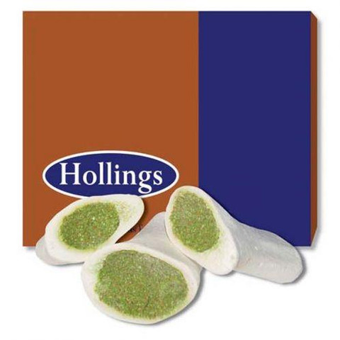 Hollings Minty Filled Dog Bone  To 20 X
