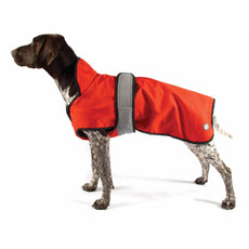Danish Design 2 In 1 Four Seasons Orange Dog Coat 10in To 28in