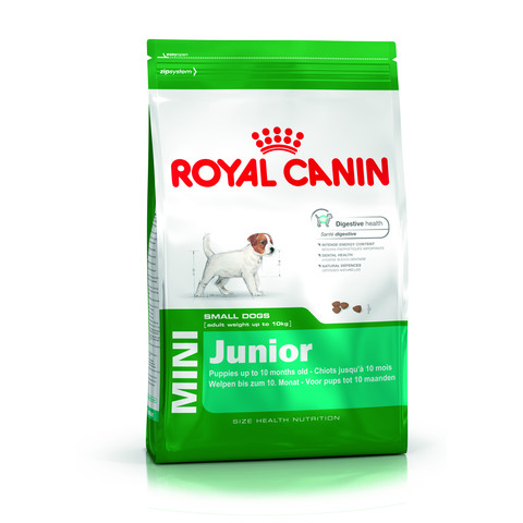 Royal Canin Mini Junior Dog Food 800g To 2 X 8kg