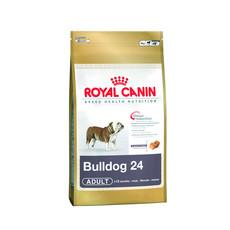 Royal Canin  Bulldog 24 Adult Dog Food 3kg To 12kg
