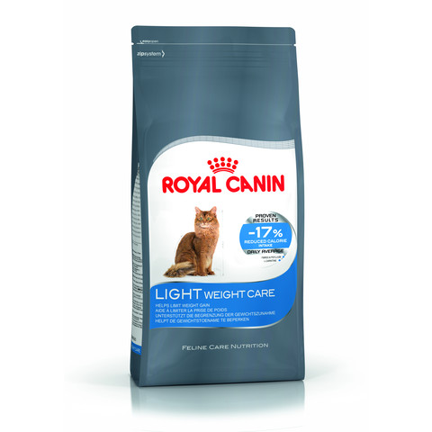 Royal Canin Light Weight Care Adult Cat Food 400g To 10kg