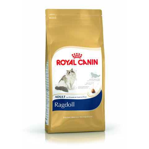 Royal Canin Ragdoll Adult Cat Food 400g To 10kg