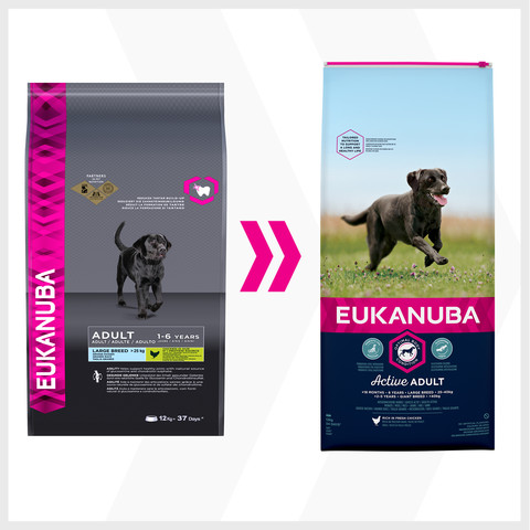 Top  Large Breed Dog Foods In The Uk