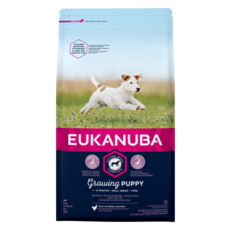 Eukanuba Growing Puppy Small Breed Chicken Dog Food 2kg
