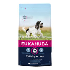Eukanuba Thriving Mature Medium Breed Chicken Dog Food 2kg