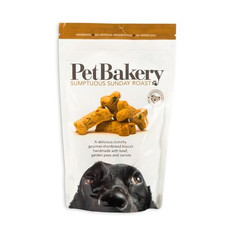 Pet Bakery Sumptuous Sunday Roast Dog Treats 190g