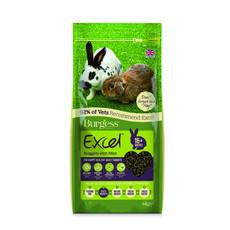 Burgess Excel Adult Rabbit Nuggets With Mint 4kg
