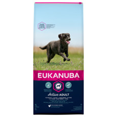 Eukanuba Active Adult Large Breed Chicken Dog Food 12kg