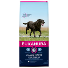 Eukanuba Thriving Mature Large Breed Chicken Dog Food 12kg